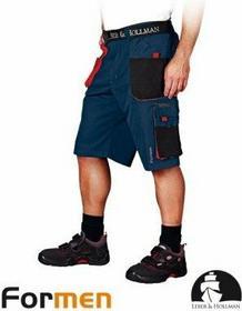 Leber & Hollman spodnie ROBOCZE KRÓTKIE LH-FMN-TS GBC roz. M LH-FMN-TS GBC M