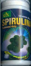 Gal Spirulina 100 szt.