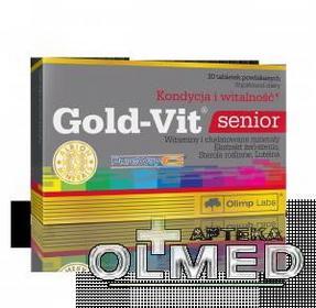 Olimp Gold-Vit senior 30 szt.