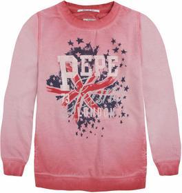 Pepe Jeans bluza dziewczęca Fernanda 128 różowy