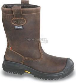 Beta buty robocze wysokie z nubuku model 7330NV, Rozmiar EU: 48, Rozmiar UK: 13,