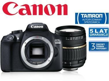 Canon EOS 1300D inne zestawy