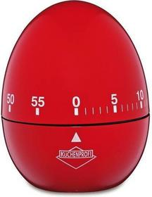 Kuchenprofi minutnik jajko czerwone, stal lakierowana KU-1009241400