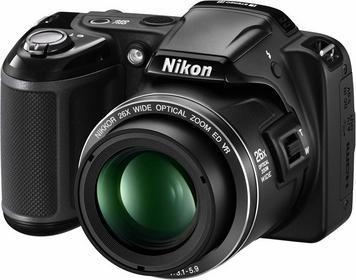 Nikon Coolpix L810 3D czarny