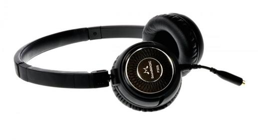 SoundMagic P30S Czarny