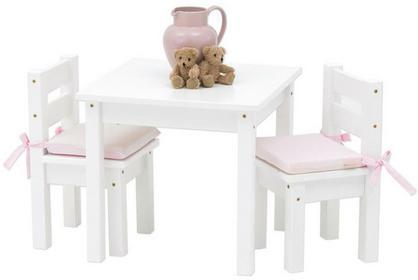 Hoppekids Stół z krzesłami Maja MIX 98