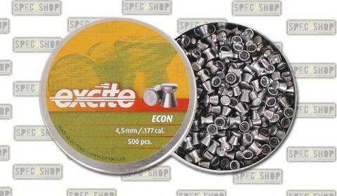 H&N Śrut Diabolo Econ - 500 szt. - 4,5 mm
