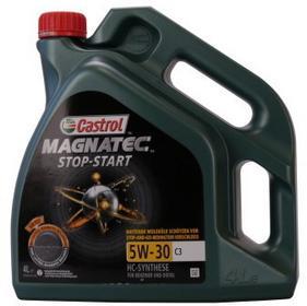 Castrol Magnatec Stop-Start 5W-30 C3 4L