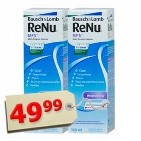 Bausch&Lomb ReNu MPS 2x360 ml
