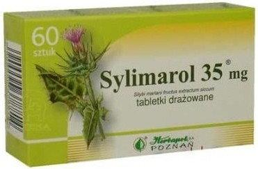 Herbapol Sylimarol 35mg 60 szt.