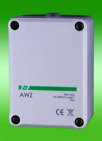 F&F Automat zmierzchowy 240V natynkowy IP65 AWZ