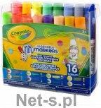 Crayola Markery Pipsqueaks 16 szt.