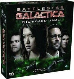 Fantasy Flight Games Battlestar Galactica: Exodus Expansion