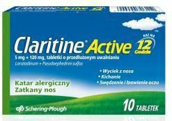 Schering-Plough Claritine Active