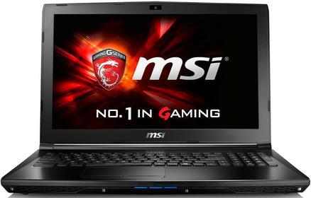 MSI GL62 6QF-1495XPL