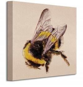 Bee - Obraz na płótnie