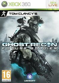 Ghost Recon Future Soldier Xbox 360