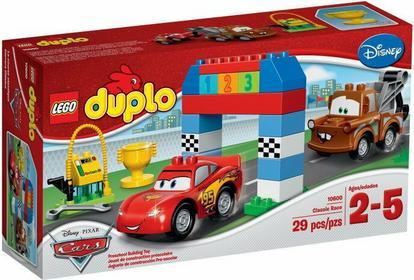 LEGO Duplo Auta 10600 Zygzak i Złomek