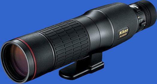 Nikon Fieldscope EDG 65 A 65mm