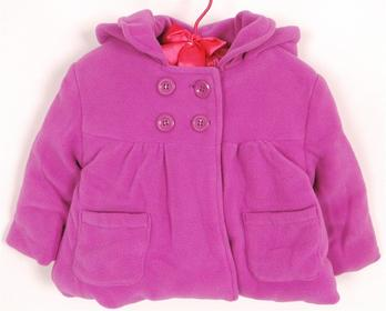 Płaszcz dla dziewczynki na wiosne F&F