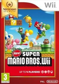 Super Mario Bros. Selects Wii