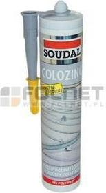 Soudal Klej do blachy - COLOZINC