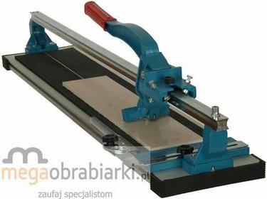 Dedra maszyna do cięcia glazury prowadnica X-profil 1152