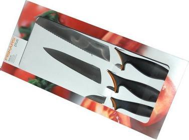 Fiskars Zestaw noży (3el) Functional Form - Plus 102540