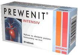 Biofarm Prewenit Intensiv 30 szt.
