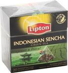 Lipton Indonesian Sencha Green Tea 20 torebek