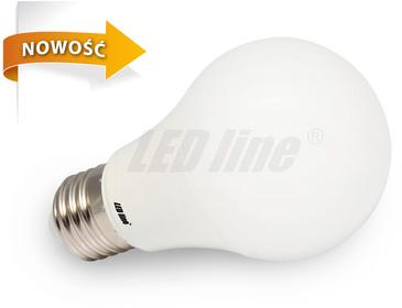 LED Line Żarówka LED E27 SMD 230V 12W ciepła CCD 245527