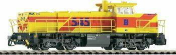 Piko TT Lokomotywa diesel G1206 47220, Eisenbahn und Hafen, w skali TT
