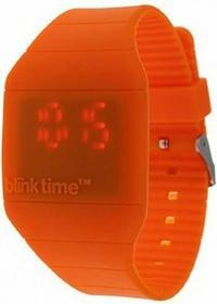 Zegarek Blink Time! - pomarańczowy