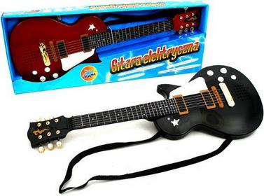 Brimarex Playme Gitara rockowa ze strunami