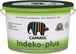 Caparol Farba Indeko Plus B1 10L CAP.F.IND.PLUS.B1.10L