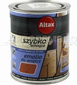 Altax EMALIA SZYBKOSCHNĄCA TIK połysk 0.75L X020