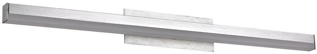 Italux Kinkiet nad lustro obraz do łazienki Daniel LED 55 cm Aluminium MB14404-0