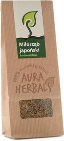Aura Herbals Miłorząb japoński - herbata ziołowa (100g)