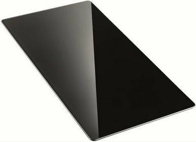 Alveus Deska do krojenia szklana Crystalix - kolor czarny