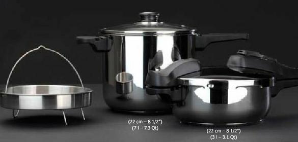 Berghoff Cook&Co Szybkowar 5 cz. (2800294)
