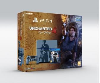 Sony  Playstation 4 1TB Uncharted Special Edition