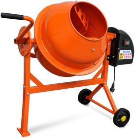 vidaxl Elektryczna 63 L 220 W z pomaraczowej stali