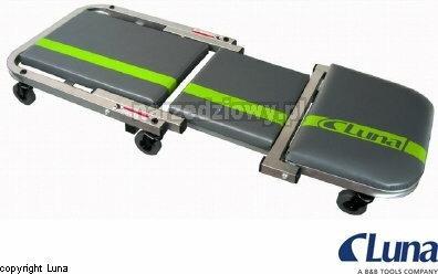 Luna Wózek-leżanka, model składany 207860107