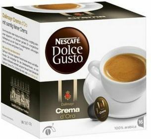 Nescafe Dolce Gusto Dallmayr Crema DOro