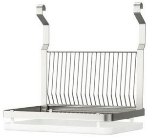 IKEA Suszarka do naczyń, stal nierdzewna 202.138.35
