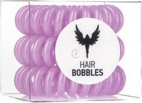 InvisiBobble HH Simonsen HAIR BOBBLE Purple - Gumki do włosów (3 szt.)