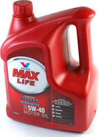 Valvoline MaxLife Synthetic 5W-40 4L