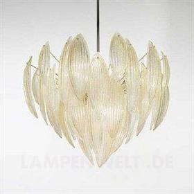 Cudowna lampa wisząca Paradise, 100 cm, złota