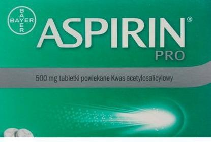 Bayer Aspirin Pro 500 mg 80 szt.