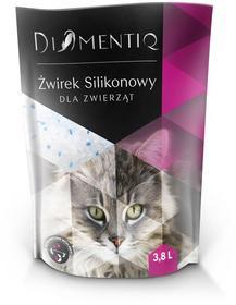 Diamentiq Q Żwirek silikonowy standard 3,8l